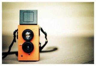 กล้องฟิล์ม Black Bird Fly 35 mm.