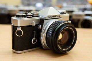 กล้องฟิล์ม Olympus OM-1n MD