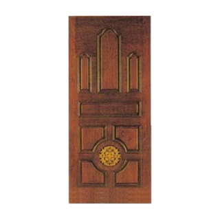 ประตูไม้สัก ขนาด 80x200