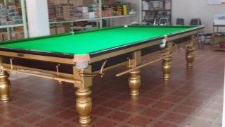 โต๊ะสนุกเกอร์ไรเล่ย์ หินชนวน(โต๊ะใหม่สีทอง)