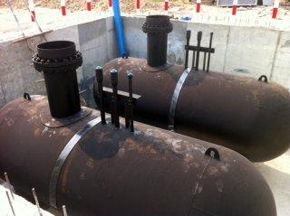 รับติดตั้งระบบวางท่อและถังแก๊สใต้ดิน