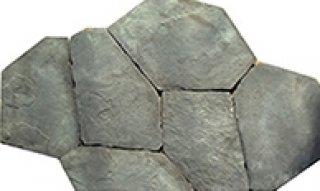 หินตกแต่ง PVK โทนเทา
