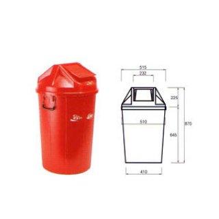 ถังขยะพลาสติก รุ่น TAB 100