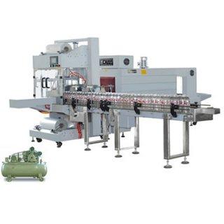 เครื่องแพ็คโหล รุ่น QSJ5040A Sleeve wrapper packaging machine