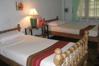 VIP Twin Room with Air Conditioner