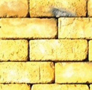 หินตกแต่ง PVB โทนเหลือง