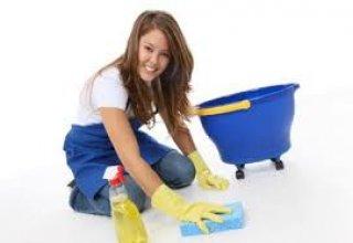 พนักงานทำความสะอาด