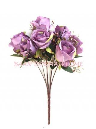ดอกกุหลาบออทั่มม่วง