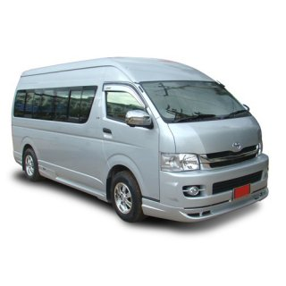 Van for Rent in Chiang Rai