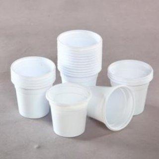 ถ้วยชิมพลาสติกทรงสูง สำหรับร้านกาแฟ