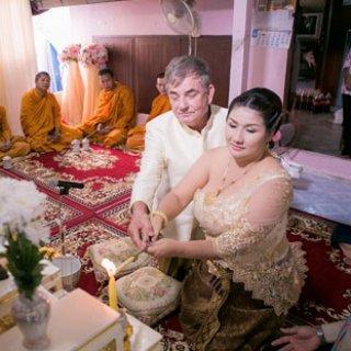 รับจัดงานแต่งแบบไทย