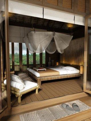 รับออกแบบบ้านพักตากอากาศและก่อสร้าง