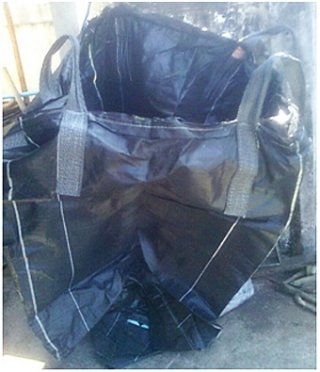 Used Carbon Jumbo Bags