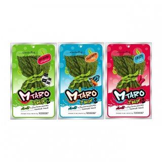 Seaweed Snack M-Taro Twin
