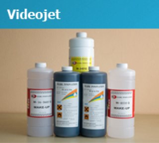 จำหน่าย Ink For Industrial Videojet