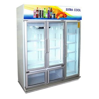 Beverage Chiller Mini Mart 5-door model EX5LU