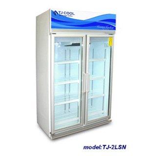 Beverage Chiller Mini Mart 2-door model TJ2LS-n