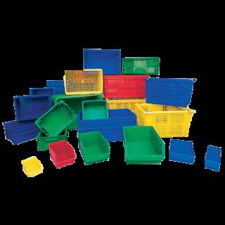 Corrugate Plastic Box