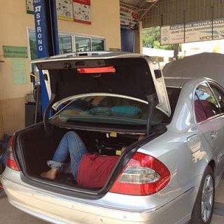 ศูนย์ตรวจแก๊สรถยนต์อุดรธานี