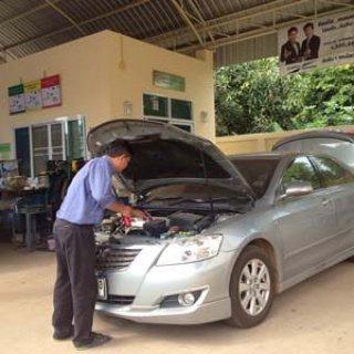 บริการตรวจเช็คระบบแก๊ส LPG/NGV
