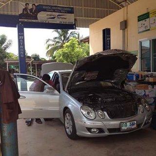 บริการตรวจสภาพรถใช้แก๊ส