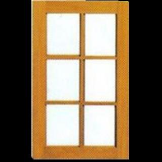 หน้าต่างไม้สัก