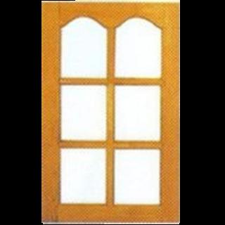 หน้าต่างไม้สักราคาถูก