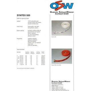 สายส่งน้ำดับเพลิง OSW SYNTEX 500