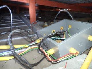 บริการตรวจงานระบบไฟฟ้าของบ้าน