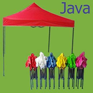 เต็นท์พับโครงประหยัด 2x2 (Java)