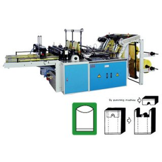 High Speed Cutting and Sealing Machine CWAA-SV