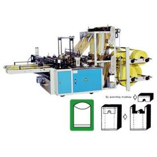 T-shirt Cutting and Sealing Machine CWA2-SV