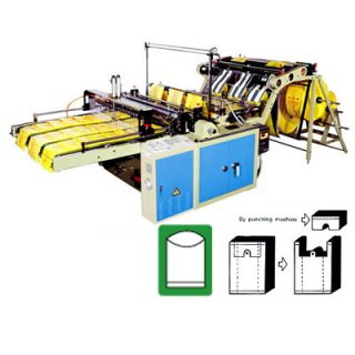 Cutting and Sealing Machine CWA1+3-SV