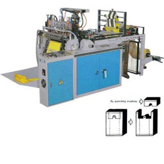 Sealing and Cutting Plastic Bag Machine CWAH