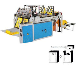 Sealing and Cutting Plastic Bag Machine CWAAH