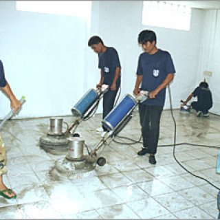 รับเหมาทำความสะอาด