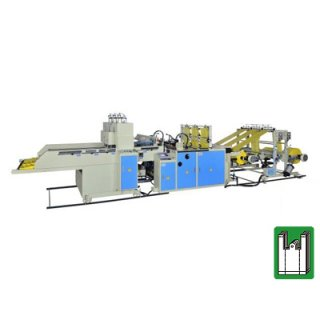 T-Shirt Bags Making Machine CW-1000P3-SV1