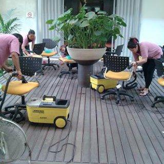 บริการทำความสะอาดที่พักอาศัย
