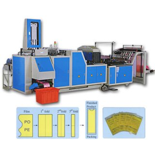High-speed Cutting and Sealing Machine CW-32FP-SV