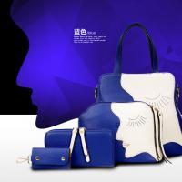กระเป๋าแฟชั่นสีน้ำเงิน แบรนด์ Berry Bag