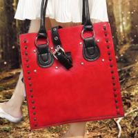 กระเป๋าแฟชั่นสีแดง แบรนด์ Berry