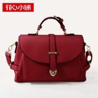 กระเป๋าแฟชั่นสะพายสีแดง แบรนด์ Axixi