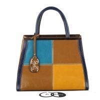 กระเป๋าแฟชั่นสะพายสีน้ำตาล แบรนด์ Berry