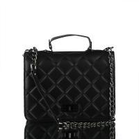 กระเป๋าแฟชั่นสะพายสีดำ แบรนด์ Berry