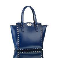 กระเป๋าแฟชั่นสะพายข้างสีน้ำเงิน แบรนด์ BerryBag