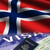 รับทำวีซ่านอร์เวย์ Norway Visas