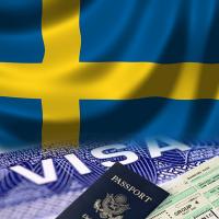 รับทำวีซ่าสวีเดน SWEDEN VISAS