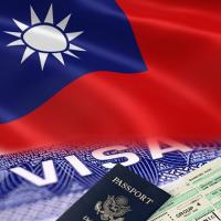 รับทำวีซ่าไต้หวัน TAIWAN VISAS
