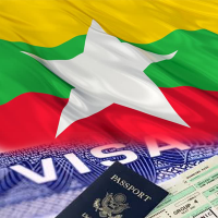 รับทำวีซ่าพม่า MYANMAR VISAS