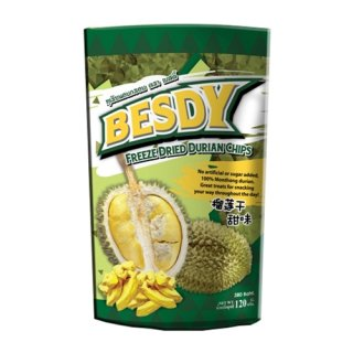 Freeze Dried durian (BESDY)